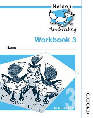 Nelson Handwriting Workbook 3 (X10)