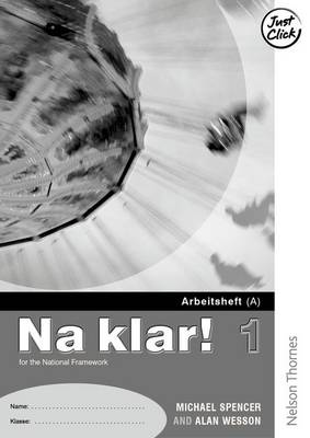 Na klar! (M. Spencer and A. Wesson) - Part 1 - higher workbooks B (pack of 5)