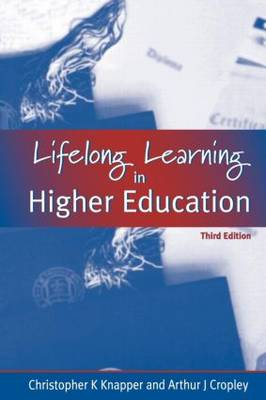 Lifelong Learning and Higher Education
