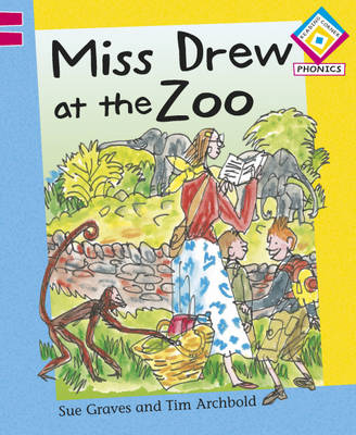 Miss Drew at the Zoo