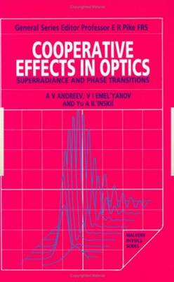 Cooperative Effects in Optics: Superradiance and Phase Transitions