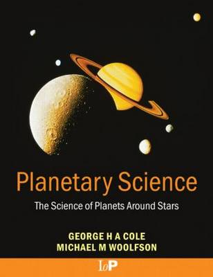 Planetary Science: The Science of Planets Around Stars