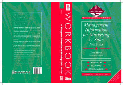 Management Information for Marketing and Sales: 1997-98