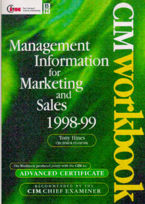 Management Information for Marketing and Sales: 1998-99