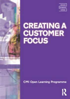Creating a Customer Focus CMIOLP: Diploma Level 4