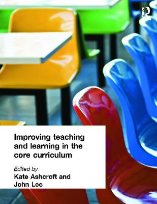 Learning and Teaching the Core Curriculum