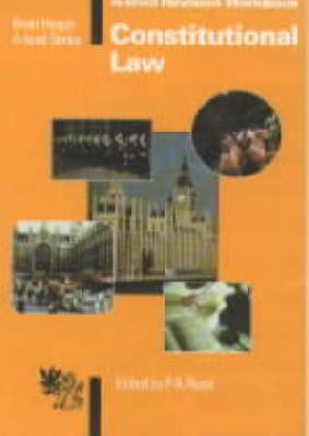 Constitutional Law: Revision Workbook