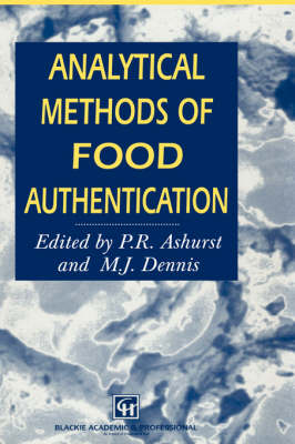 Analytical Methods Of Food Authentication