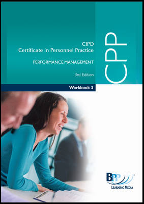 CPP - Paper 3: Performance Management: Workbook