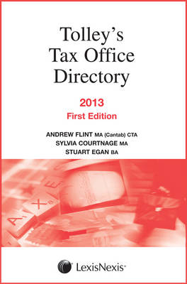 Tax Office Directory: 2013
