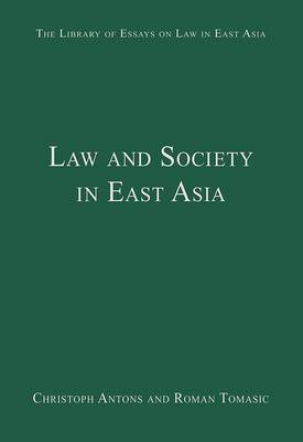 Law and Society in East Asia