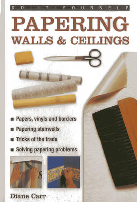 Do-it-yourself Papering Walls & Ceilings: A Practical Guide to All You Need to Know About Papering Techniques Throughout the Home