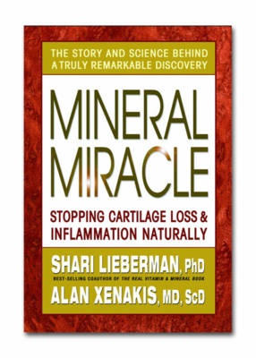 Mineral Miracle: Stopping Cartilage Loss & Inflammation Naturally