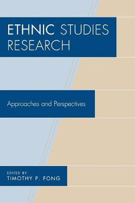 Ethnic Studies Research: Approaches and Perspectives