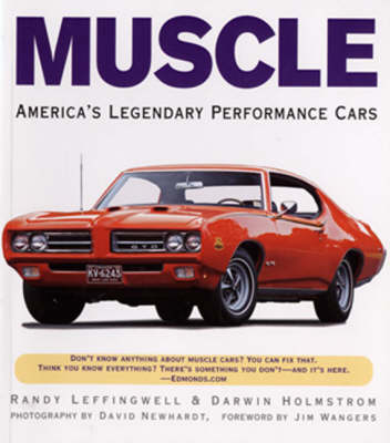 Muscle: America's Legendary Performance Cars
