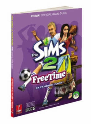The Sims 2 Free Time Official Game Guide