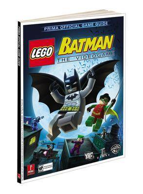 Lego Batman: Prima's Official Game Guide