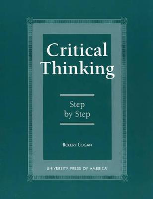 Critical Thinking: Step by Step