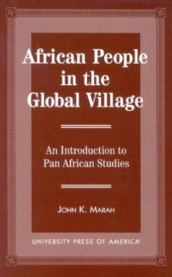 African People in the Global Village: An Introduction to Pan African Studies