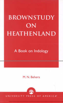 Brownstudy on Heathenland: A Book on Indology