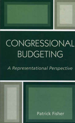 Congressional Budgeting: A Representational Perspective