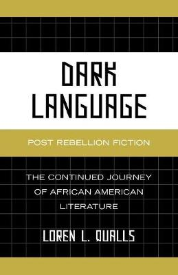 Dark Language: Post Rebellion Fiction