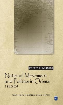 National Movement and Politics in Orissa, 1920-1929