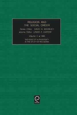 Religion and the social order