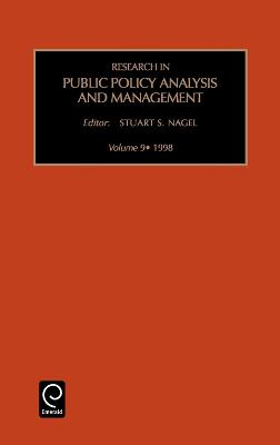 Research in Public Policy Analysis and Management: v. 9