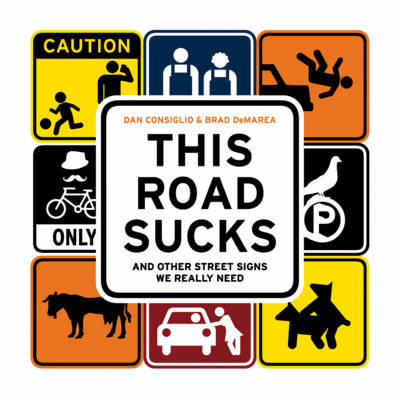 This Road Sucks: And Other Street Signs We Really Need
