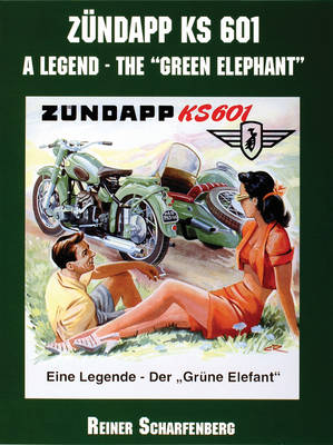 Zundapp KS 601: A Legend on Wheels