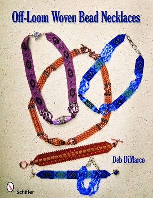 Off-loom Woven Bead Necklaces