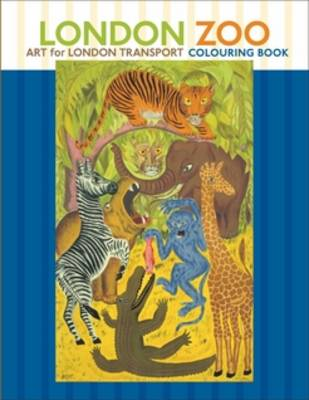London Zoo Art for London Transport Cb147