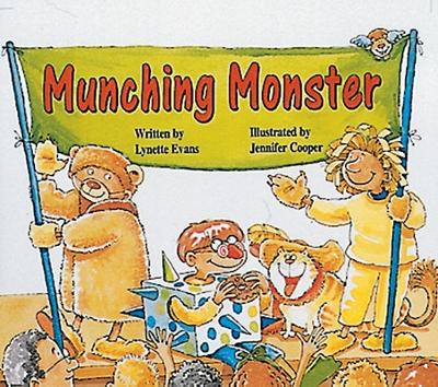 The Munching Monster (12): Set C Early Guided Readers