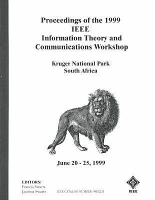 1999 IEEE Information Theory and Communications Workshop