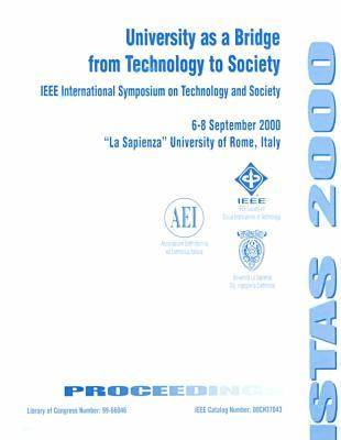2000 International Symposium on Technology and Society