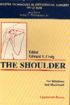 Master Techniques in Orthopaedic Surgery on CD-ROM: Shoulder