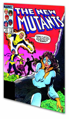 New Mutants Classic Vol.3