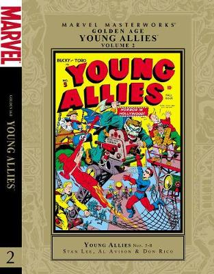 Marvel Masterworks: Volume 2: Golden Age Young Allies