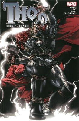 Thor: Thor By Kieron Gillen Ultimate Collection Ultimate Collection