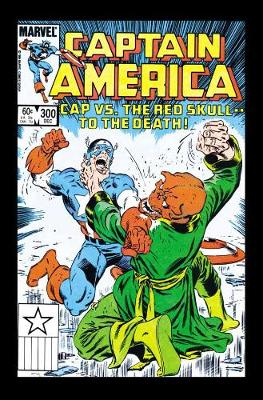 Captain America: Death Of The Red Skull