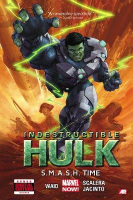 Indestructible Hulk Volume 3: S.m.a.s.h. Time (marvel Now)