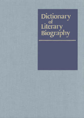 Dictionary of Literary Biography: Vol 254: House of Putnam: a Documentary Volume