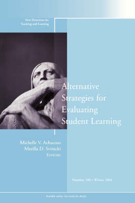 New Directions for Teaching and Learning: Winter 2004