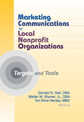 Marketing Communications for Local Nonprofit Organizations: Targets and Tools