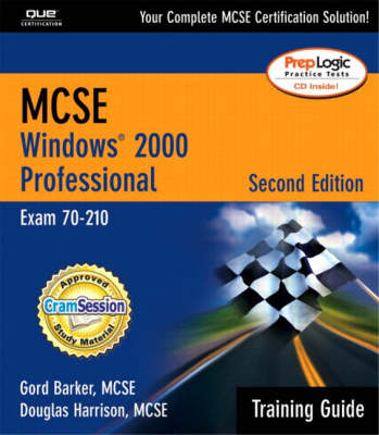 MCSE/MCSA Training Guide (70-210): Windows 2000 Professional