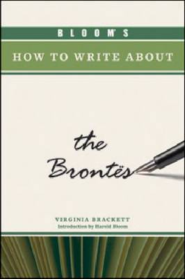 Bloom's How to Write About the Brontes