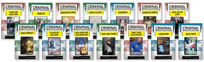 Criminal Investigations Set