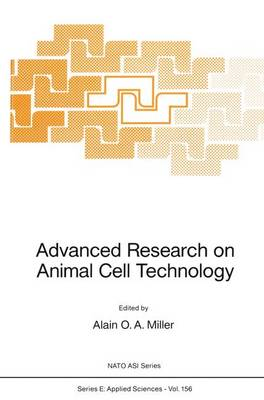 Advanced Research on Animal Cell Technology