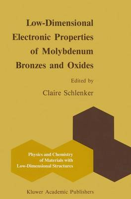 Low-Dimensional Electronic Properties of Molybdenum Bronzes and Oxides